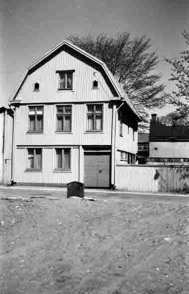 Nybrogatan Kronblads hus. 23/5 1965