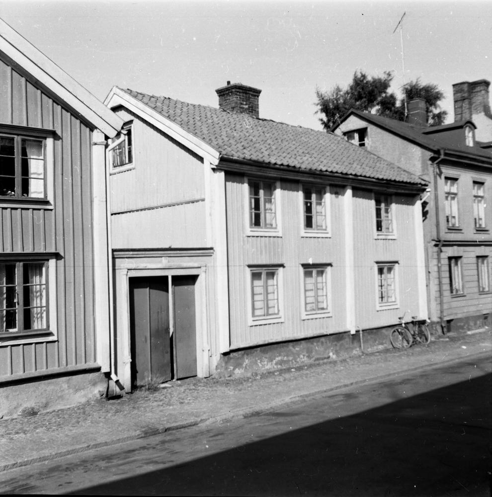 Proviantgatan 19 Wikells 15/8 1962