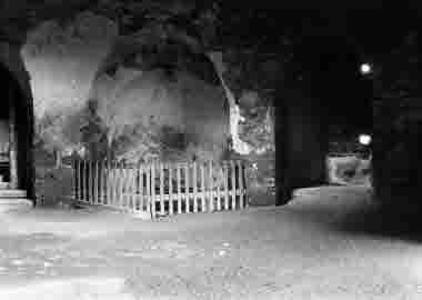 Borgholms slottsruin, Jungfrubrunnen 1924