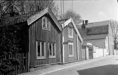 Nybrogatan fr.v. nr 18 Karlbergs bil 23/5 1965