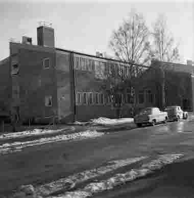 Barnbespisningen Vasaskolan och Yrkesskolan