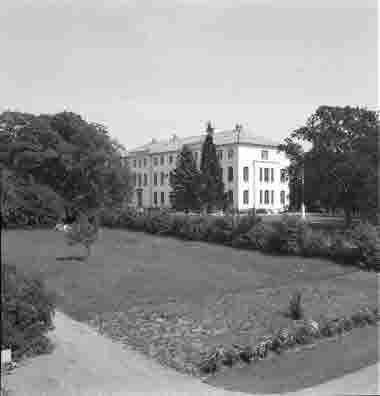 Högalids folkhögskola 1955