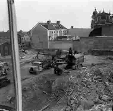 Domusbygget 21/3 1964