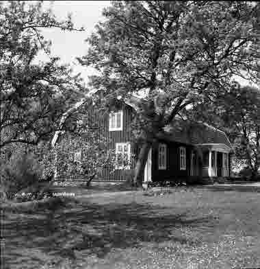 Torslunda prästgård Ölands Skogsby. 1/6 1952