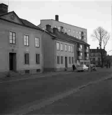 Norra vägen 18/11 1961