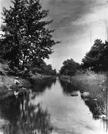 Kanalen Drag Ryssby socken 1946