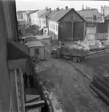 Domus nybygge 21/3 1964