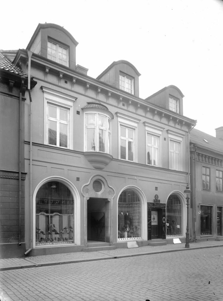 Storgatan 8 Exteriör