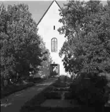 Arby kyrka 1950