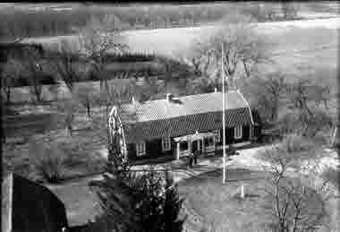 Torslunda prästgård 1934