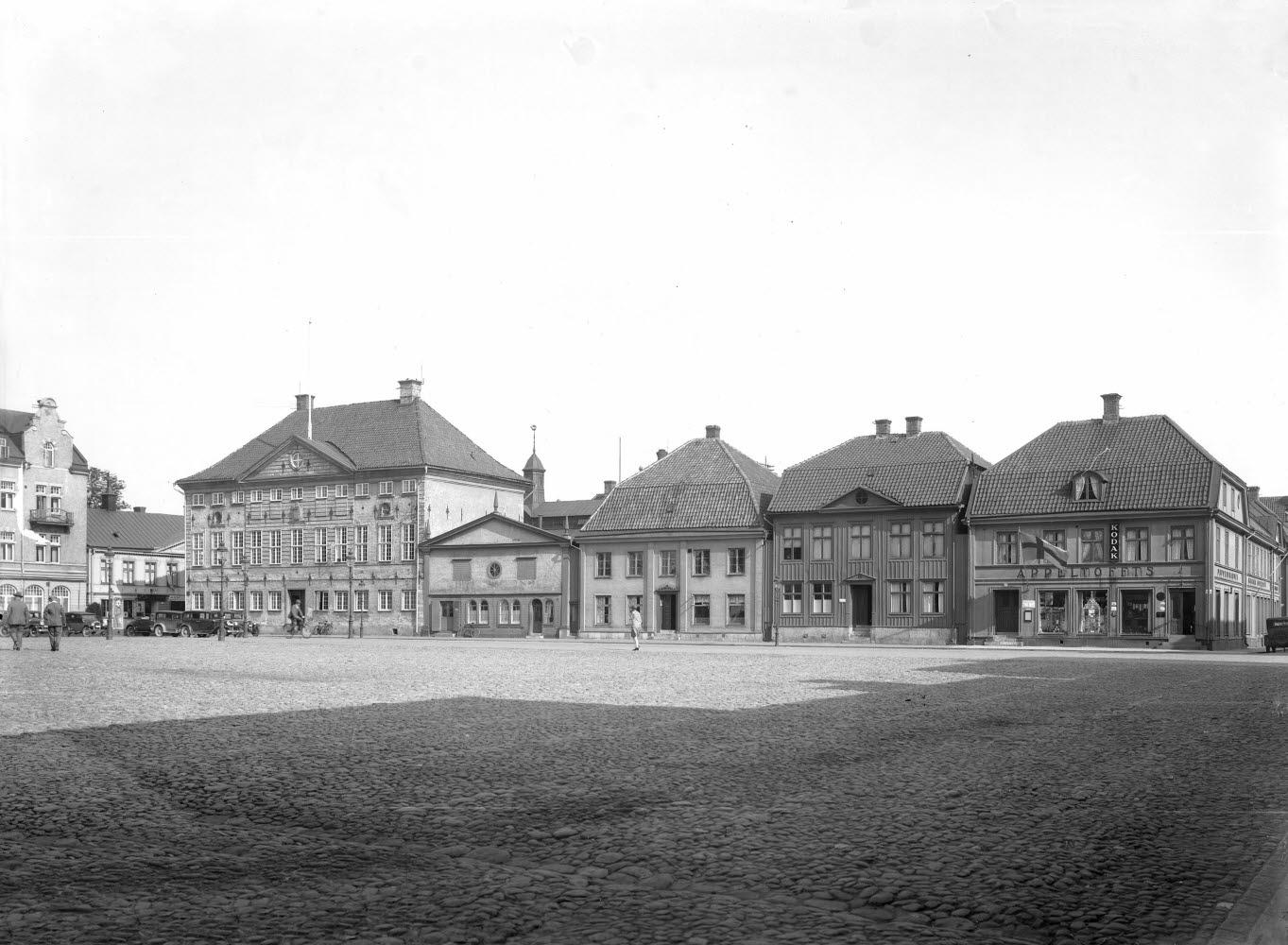 Stortorget södra sidan, Rådhuset