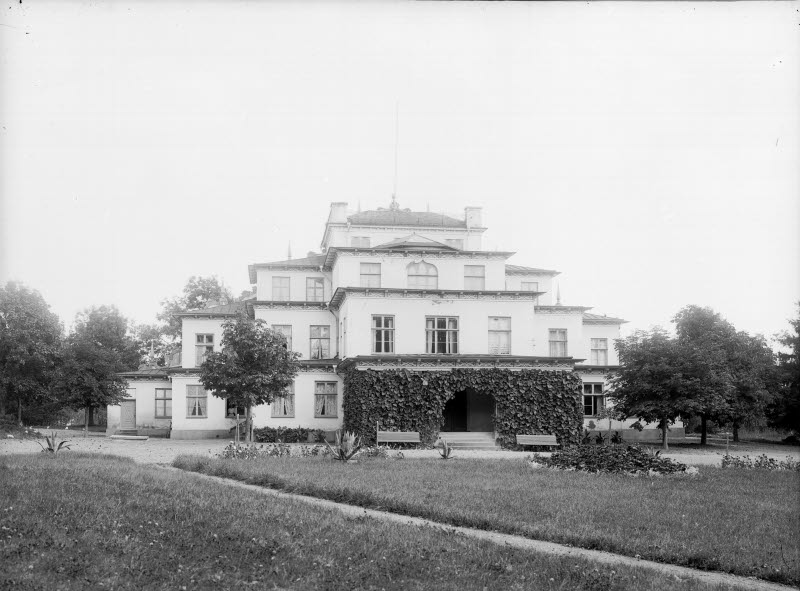 Stävlö slott