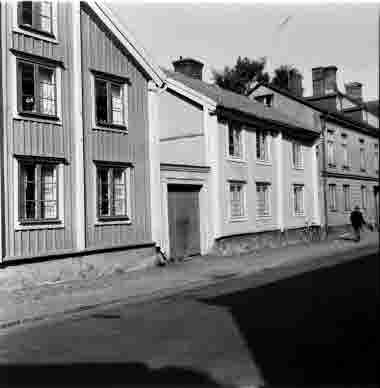 Proviantgatan 19. Wikells 15/8 1962