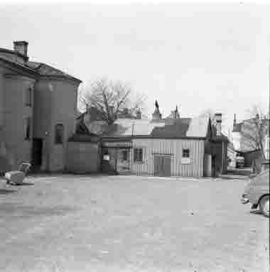 Före detta Norra Vallgatan 28/4 1960